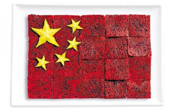 china-flag-made-from-food-600x387