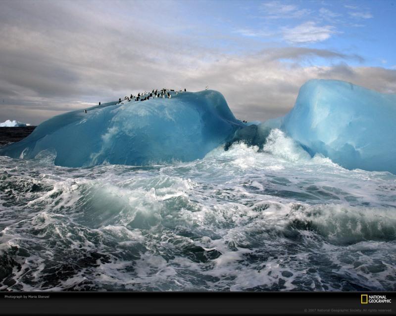 Blue Iceberg National Geographic Wallpaper Nuestro Blog De