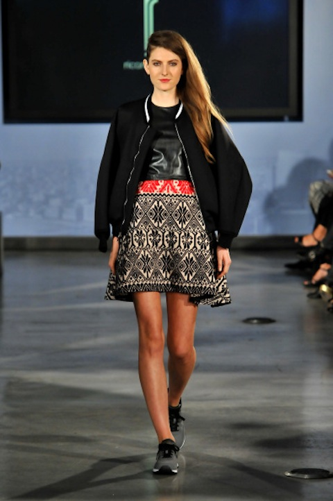 Ricardo Seco - Runway - Mercedes-Benz Fashion Week Spring 2015