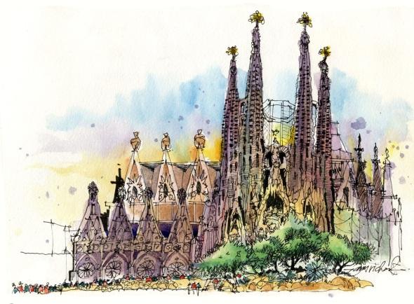 Sagrada Familia 2