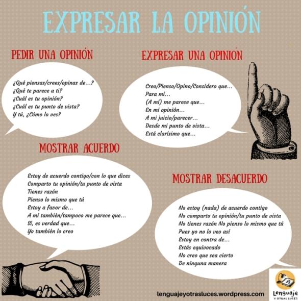 expresar-la-opinion
